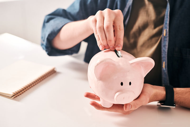 Investing and saving